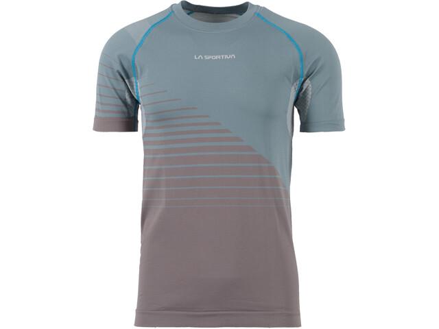 La Sportiva Complex Camiseta Hombre, slate/carbon